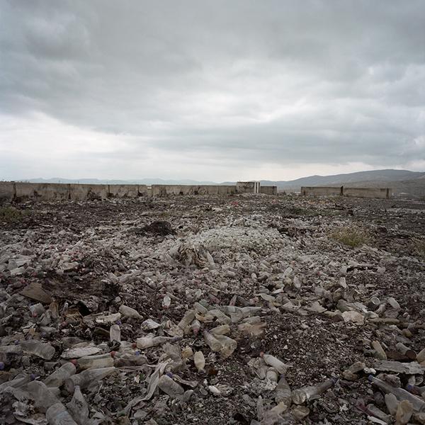 Image 1: Pavlos Fysakis. Dump, Aspropirgos. From Nea Helvetia, 2011.