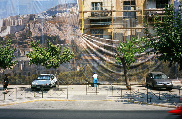 Image 3: Georges Salameh. Sweeper. From Spleen, 2004.